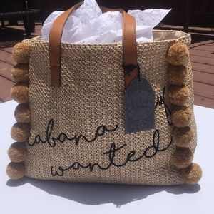 3e1af9a863e4 Bags - Beach Bag Cabana Boy Wanted
